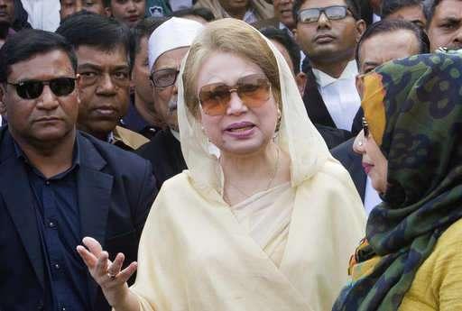 Bangladesh court hands former PM new jail term