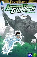 Os Novos 52! Lanterna Verde - Os Novos Guardiões #37
