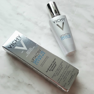 Vichy Eau Thermale, Aqualia Thermal and Spa Shower Gel-Cream and Liftactive Serum 10 Review*