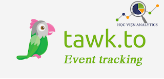 Tawk.to tracking to Google Analytics / Facebook Pixel