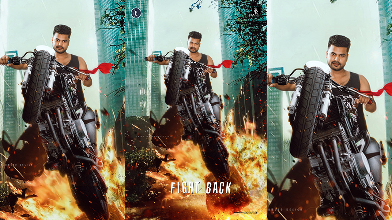Action Movie Poster Background Png Download For Photo Editing