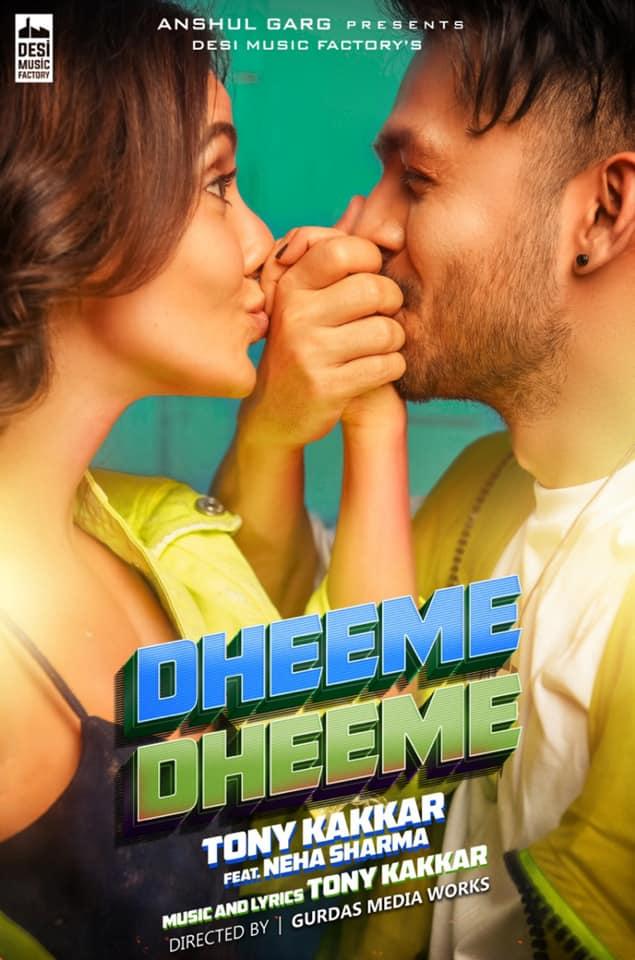 Dheeme Dheeme Lyrics - Tony Kakkar - Neha Sharma - 2019 Latest Hindi Song