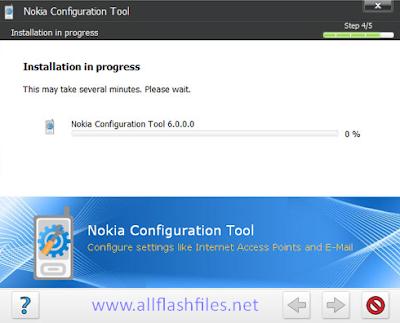 Nokia-Configuration-Tool