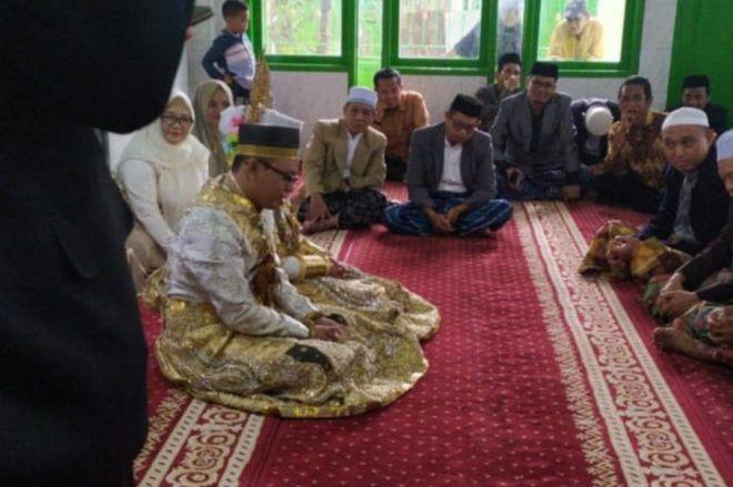 Viral, Pria di Gowa Menikah dengan Mahar Surah Ar-Rahman