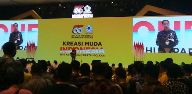 Jokowi: Saya Tidak Pernah Dirangkul Erat Surya Paloh Seperti Sohibul Iman