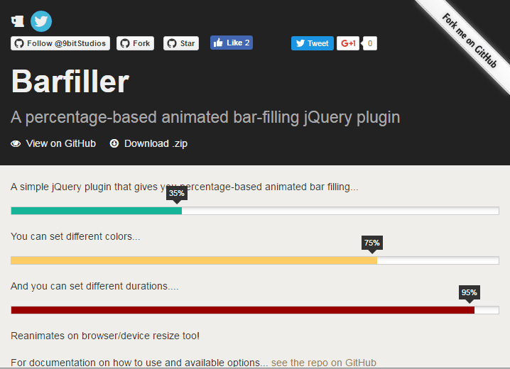 20 Newest jQuery Chart Plugins | jQuery By Example