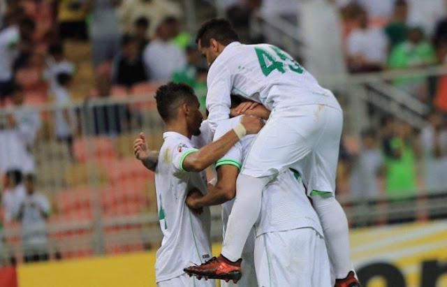 نتيجة مباراة الأهلي والفيحاء اليوم السبت 24-2-2018 في ربع نهائي كأس خادم الحرمين الشريفين