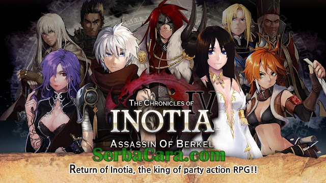 Inotia 4: Assasin of Berkel