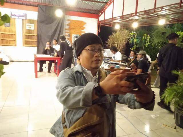 Keren, 25 Youtuber Terkenal di Ponorogo serentak Live Streaming bedah 10 Program Prioritas Ipong-Bambang