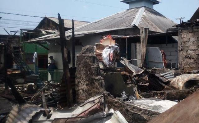 Mushola Tak Tersentuh Api, Ini Kata Gubernur Anies dan Warga