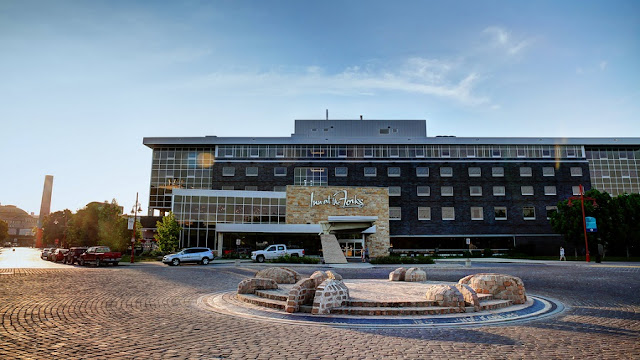 Hotel Inn at the Forks em Winnipeg