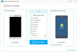 Cara Transfer Data Kontak Foto dari Android ke vivo V7 +, Begini caranya