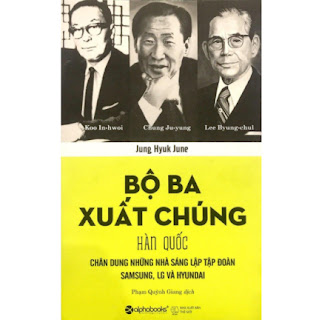 Bộ Ba Xuất Chúng Hàn Quốc (Tái Bản 2018) ebook PDF EPUB AWZ3 PRC MOBI