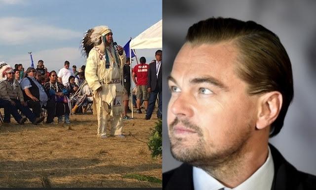 Image result for Leonardo DiCaprio just gave $20 million to help indigenous rights and wildlife