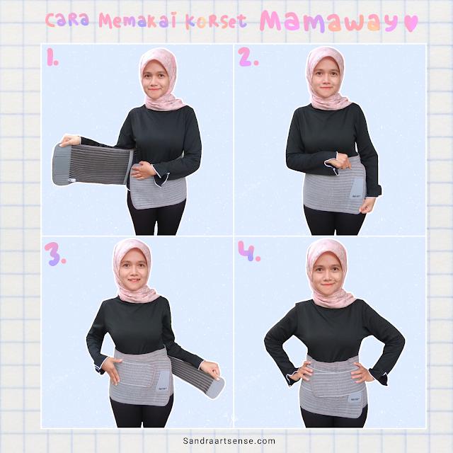 Review korset Mamaway
