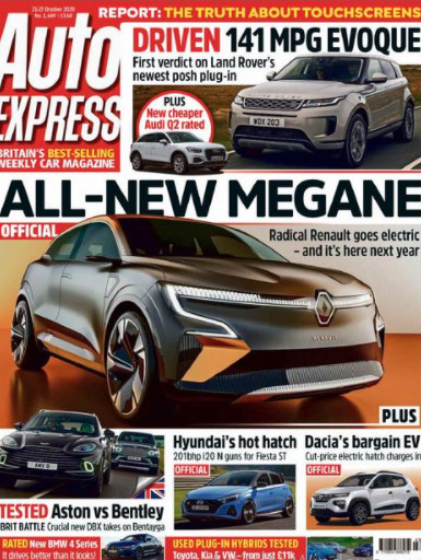 Magazine | Auto Express [UK] # 43 (October 2020) [PDF] [En]