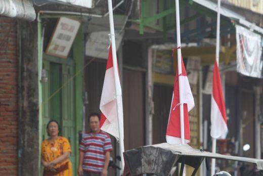 Indonesia Berkabung, Pemerintah Serukan Pengibaran Bendera Setengah Tiang 3 Hari