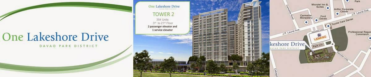 One Lakeshore Drive at Davao Park District