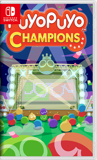 Puyo Puyo Champions NSP Switch