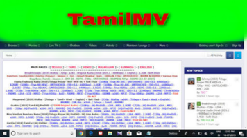 TamilMV New Link in 2020