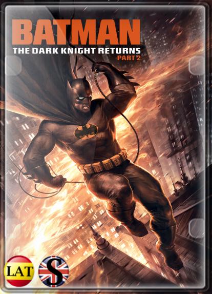 Batman: El Regreso del Caballero Oscuro, Parte 2 (2013) HD 1080P LATINO/INGLES