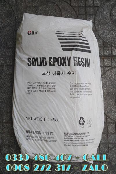 NHỰA EPOXY RESIN 669E, DER 669E