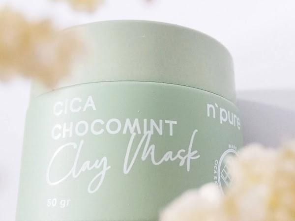 Review : N'PURE Cica Chocomint Clay Mask