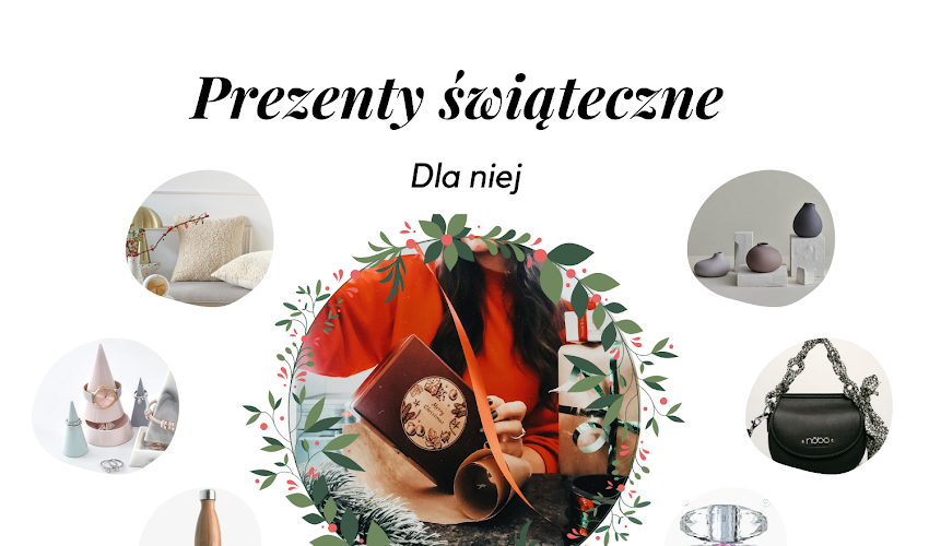 Prezenty świąteczne LAST MINUTE! 24 pomysły Dla Niej