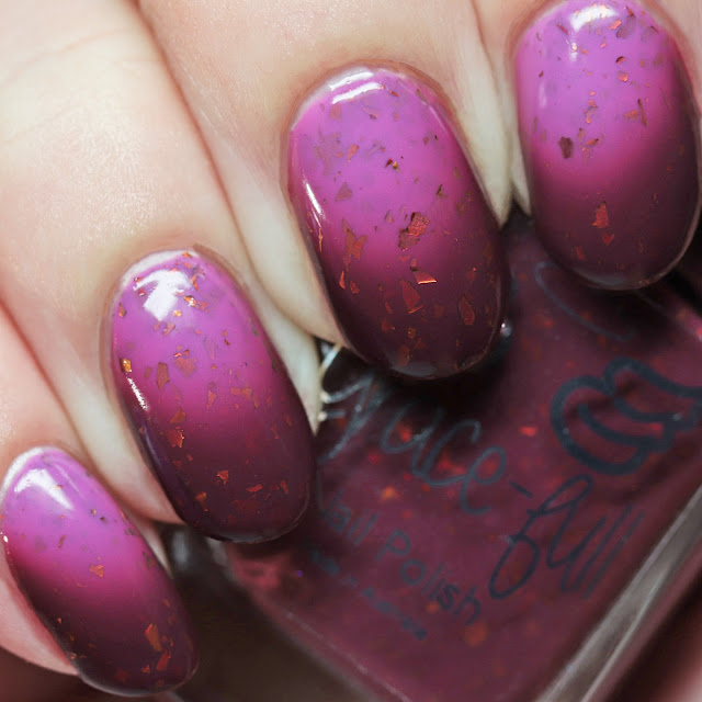 Grace-full Nail Polish Floral Dreams