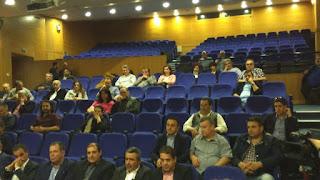 Μόλις 40 (μετρημένα)…παλικάρια της Κοζάνης έδωσαν το «παρών» στην εκδήλωση του ΣΥΡΙΖΑ με ομιλητή τον υπουργό Οικονομίας Δ. Παπαδημητρίου