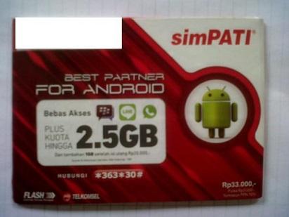 Paket Android Telkomsel Terbaik dan Murah