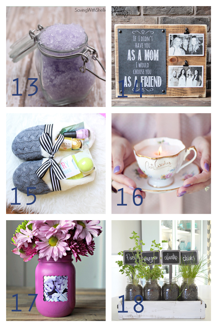 mother's day gift ideas diy
