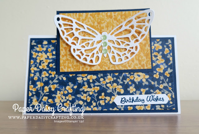 Springtime Impressions dies Stampin' Up! Paper Daisy Crafting