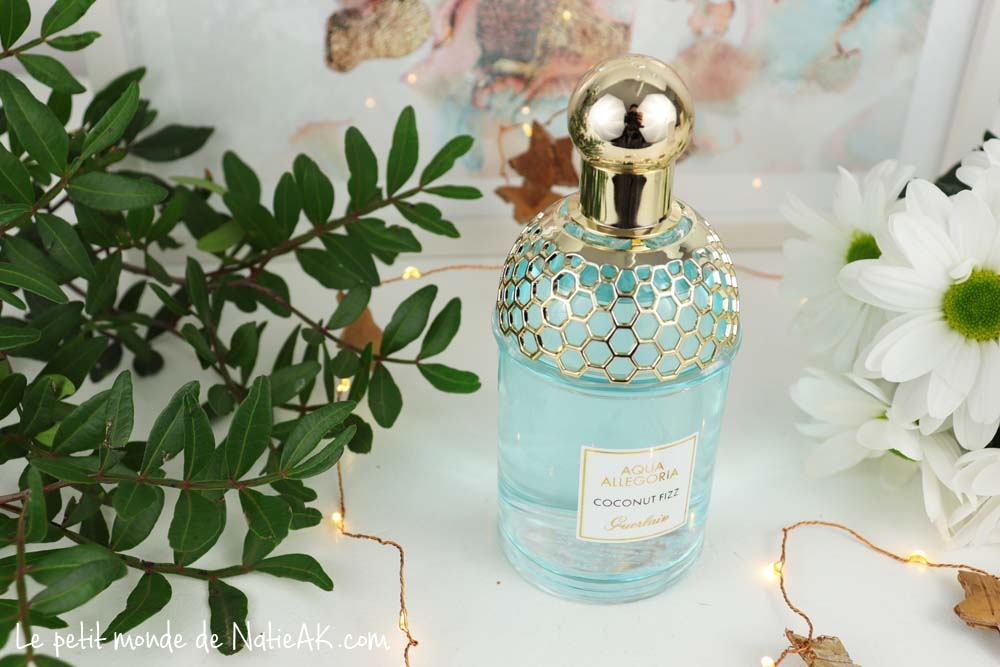 parfum Aqua allegoria 20 ans