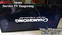 service tv changhong tangerang