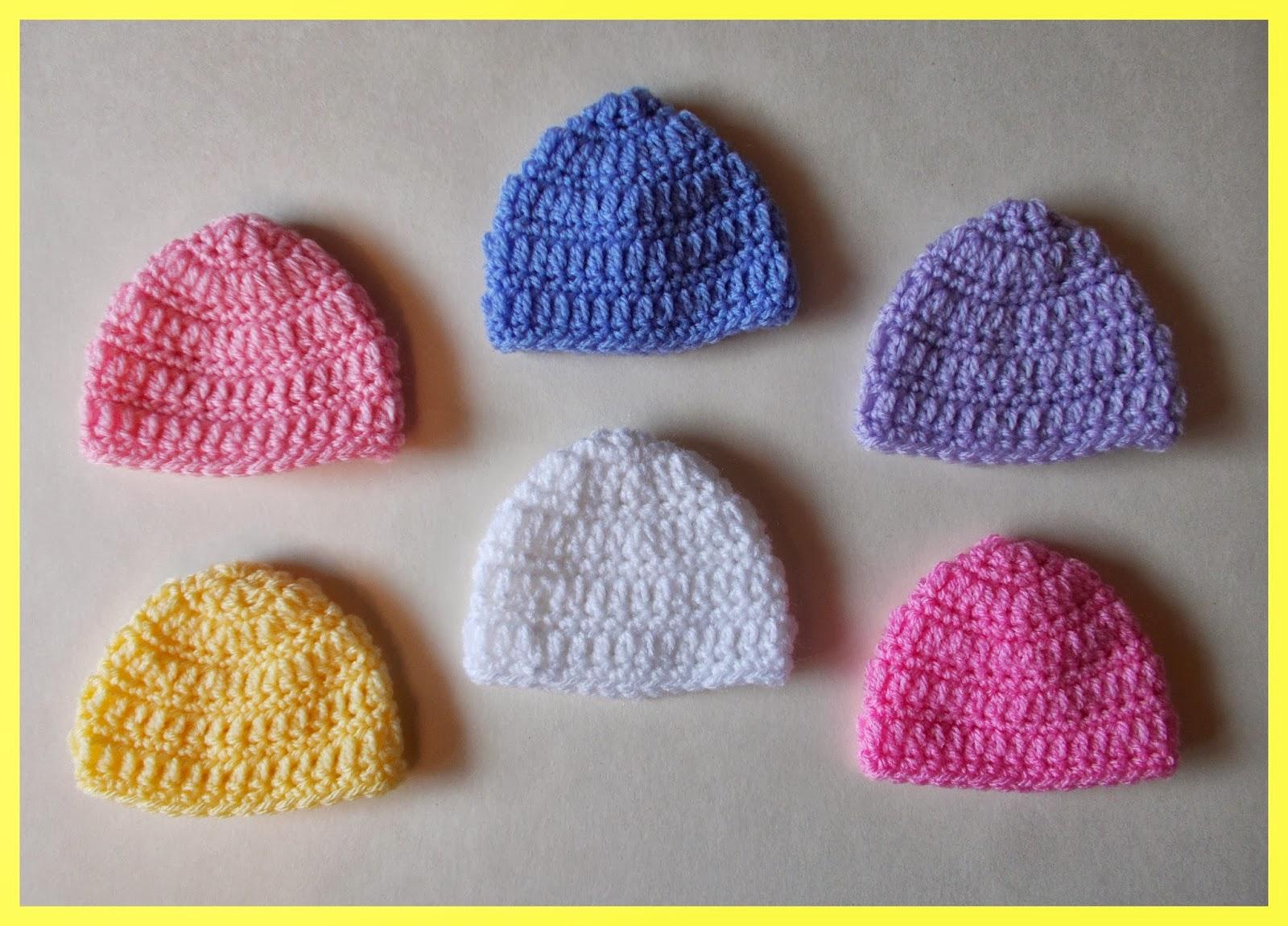 Marianna s Lazy Daisy Days  Premature Baby Beanie Hats Donation 239ca6ae1e9