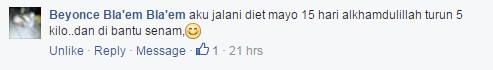 Turun 5kg Dalam 15 Hari dengan Menerapkan Pola Diet Mayo Kamu mau coba? Ini dia Caranya