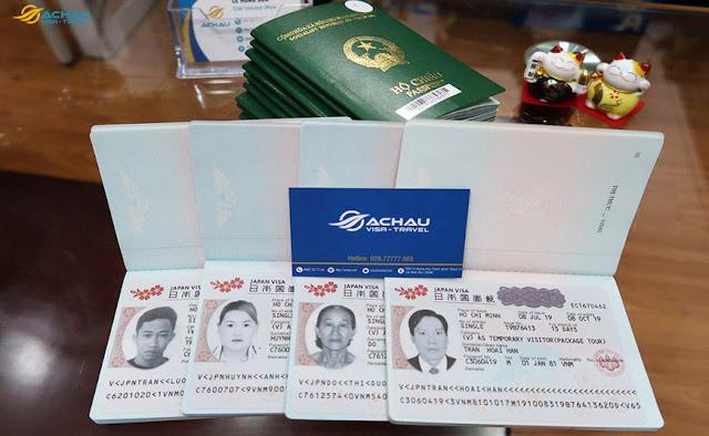 Có được miễn visa Nhật Bản khi đã từng đi các quốc gia phát triển? 2