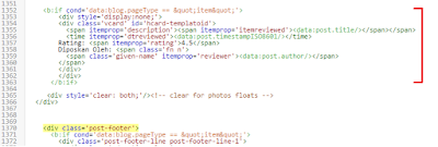 how to add code in template in blogger.png