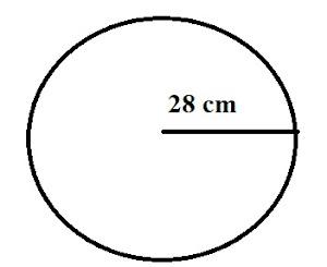 gambar soal lingkaran