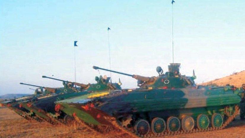 BMP-II - Infantry Combat Vehicle - ICV - Indian Army - 03