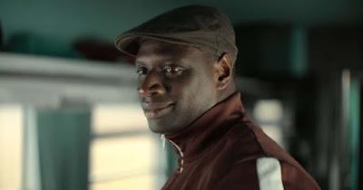 "Assane Diop (Omar Sy), protagonista de ""Lupin"""