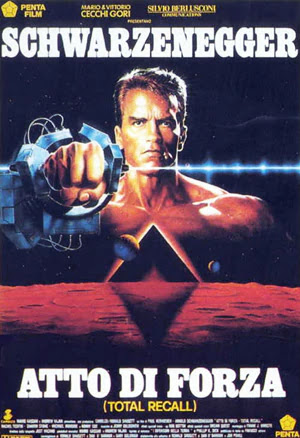 total recall videogames