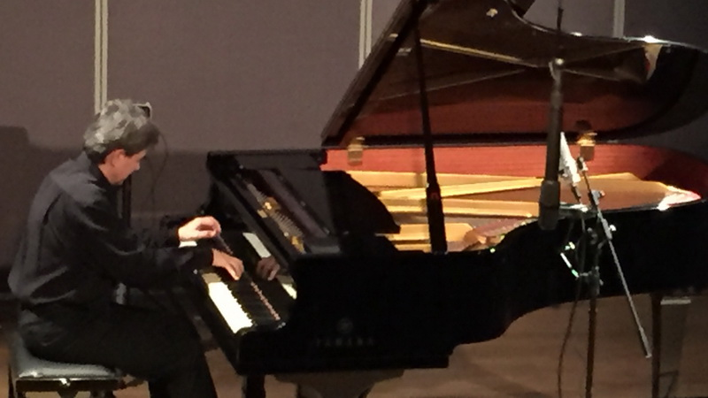 Αλεξανδρούπολη: Ρεσιτάλ του Ρώσου πιανίστα Βαλέρι Ισμαγκίλοβ