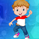 G4K Jubilant Boy Escape