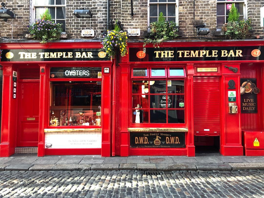 Our Trip Around Dublin