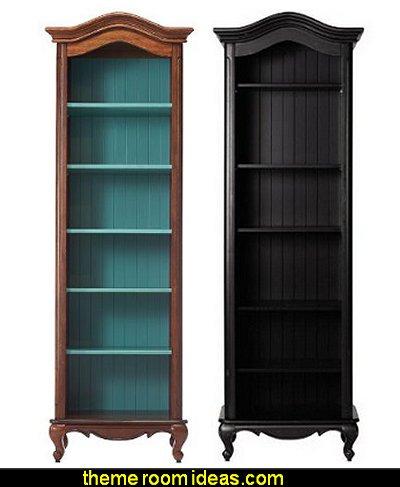 Provence Single Bookcase