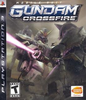 Mobile Suit Gundam CROSSFIRE PS3 Torrent