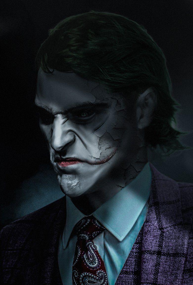 Joker-Angry