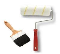 sentetik boya için fırça
